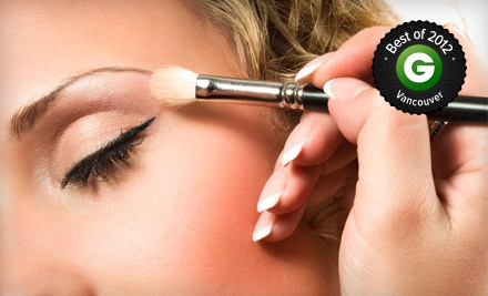 Advanced Makeup 101 Lesson for One, Two, or Three at AnaV Beauty (Up to 73% Off)
