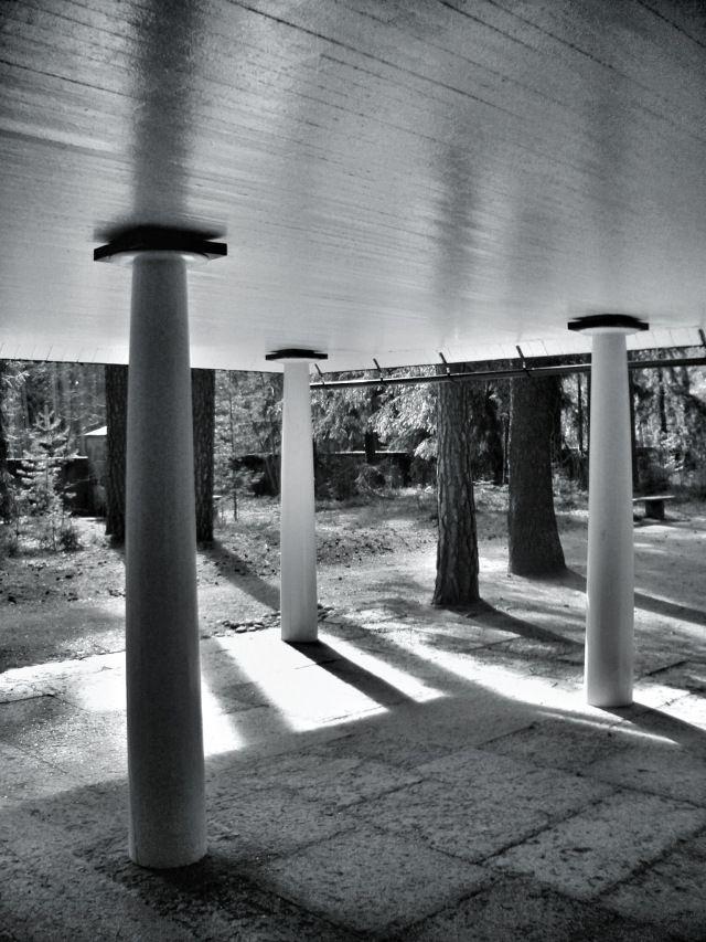 Cementerio Skogskyrkogarden; Erik Gunnar Asplund   azukarillo - 1920