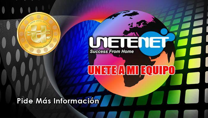 Unetenet es una gran empresa para hacer carrera, formación constante, herramientas online, crecimiento continuo y además te ayudarnos a manejar tu negocio exitoso en internet, todo depende de tu implicación, informarte ahora.