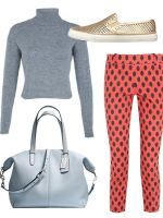How To Wear Sneakers At Work #refinery29  http://www.refinery29.com/60727