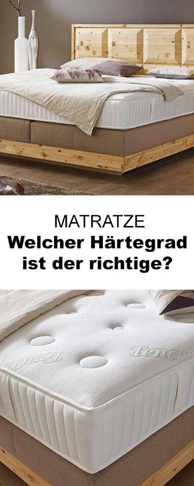 Welcher Matratzen Härtegrad Ist Der Richtige Einrichtungsratgeber