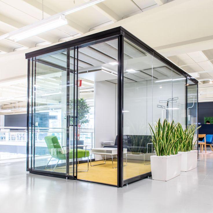 M s de 25 ideas incre bles sobre paneles ac sticos para techo en pinterest azulejos para techo - Paneles divisorios para oficinas ...