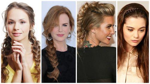 Los peinados elegantes con trenzas son los que siempre se mantienen en tendencia, pero con muchas las mujeres que no se animan a realizar un peinado con trenzas por el simple hecho de pensar que para realizar este tipo de peinado se tiene que tener buena cantidad de tiempo... Para más información ingresa a: http://tiposdepeinados.com/peinados-con-trenzas-faciles-de-hacer/