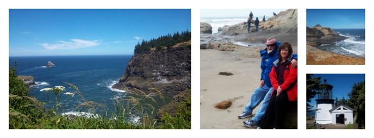 Summer 2014 adventures on the coast!
