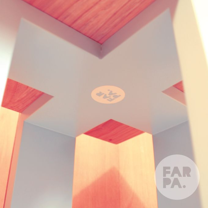Details (Banco gaveteiro box mais) #farpa #wood #details #blue #farpapt