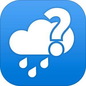 1.99€ hoy gratis  ¿Lloverá? (Will it Rain? [Pro]) - alertas y notificaciones de condiciones de lluvias y pronósticos del tiempo por Yaniv Katan