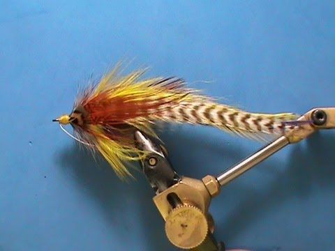 Fly Tying for Beginners Designing a Bass Fly with Jim Misiura