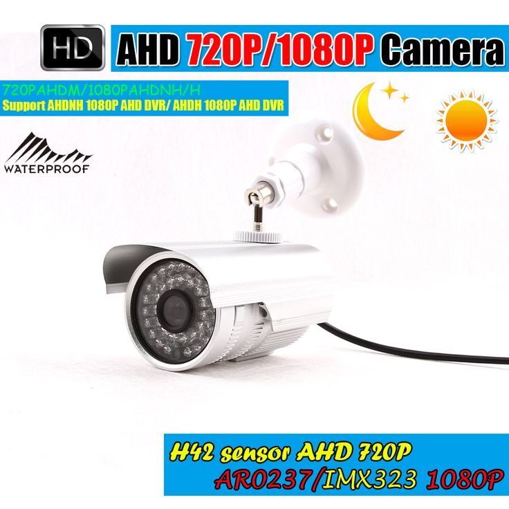 Cheap ahd camera outdoor, Buy Quality 720p ahd camera directly from China camera outdoor Suppliers: IR Bullet Weatherproof CCTV Camera HD Megapixel 720P AHD Camera Outdoor 36 LEDs With IR Cut Filter Free Bracket