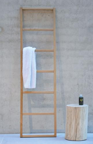 selber machen- Handtuchhalter Mehr