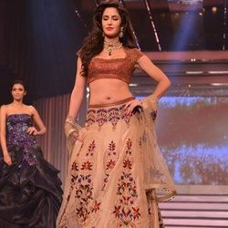 Katrina Kaif on Yash Raj Ramp Walk!
