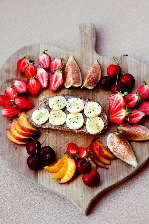 Let's get fit! — elephantsarevegan:   i love fruit to Death! and...