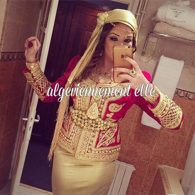 La classe  je veux la même tenue ! #dz #beauty #karakou #tesdira #amazing c'est une petite ...
