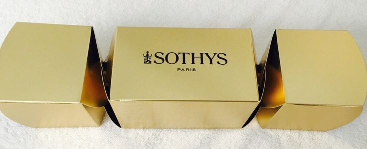 Sothys Paris christmas presents 2015