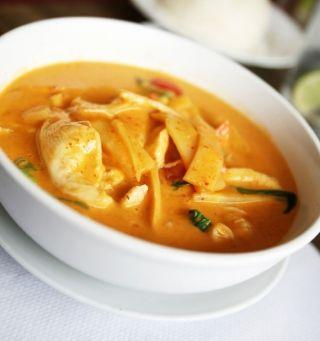 19 best images about recettes thailandaise on pinterest grilled shrimp toms and chili - Recette cuisine thailandaise ...