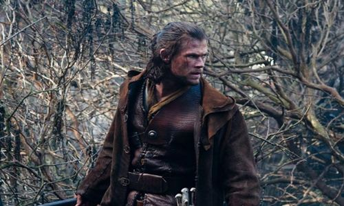 The Huntsman (Chris Hemsworth) of Snow White and the Huntsman (Top 20 Byronic Heroes in Film)