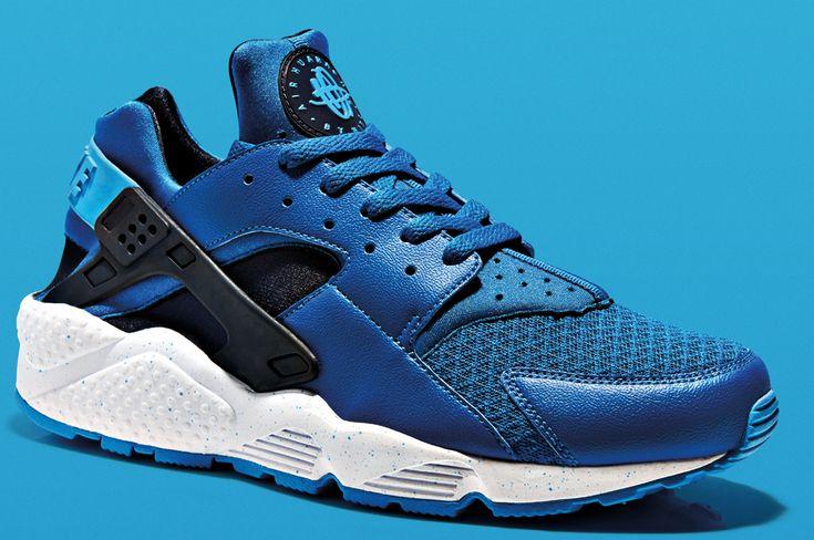 Military Blue Nike Huaraches..