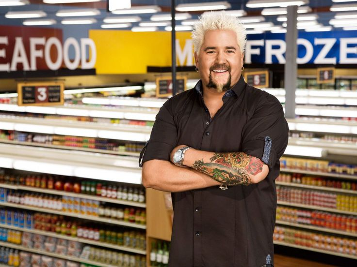 Guy Fieri : Food Network - FoodNetwork.com