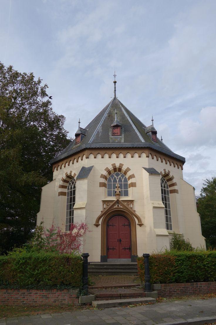 Kerk, Warffum, Groningen.