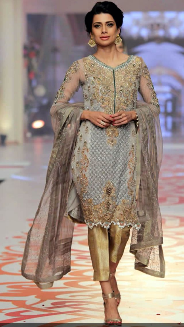 Ethereal elegance & panache by @Asifa__Nabeel available at O'nitaa