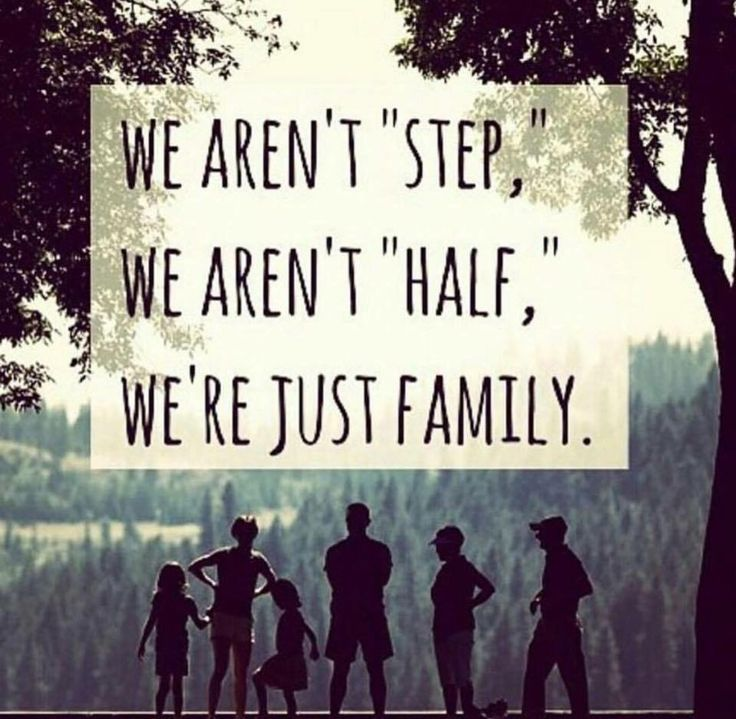 Inspirational Family Quotes: 25+ Best Step Family Quotes On Pinterest