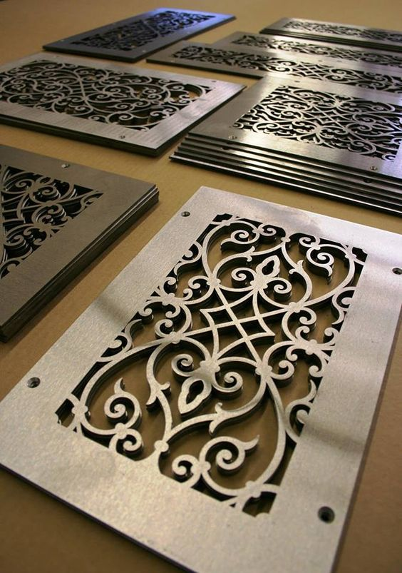 10 Amazing Decorative Floor Vent Covers To Keep Your House Stylish Mobil Homes Ideas In 2018 Pinterest And