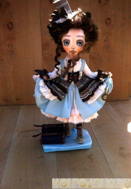 Авторские куклы ручной работы от Анны Шкарбановой I форум рукоделия #moipodelki #моиподелки http://moipodelki.ru/forum/topic/avtorskie_kukli_ruchnoy_raboti_ot_anni_shkarbanovoy-topic72.html