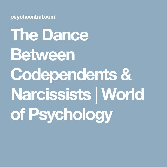 blog archives dance between codependents narcissists