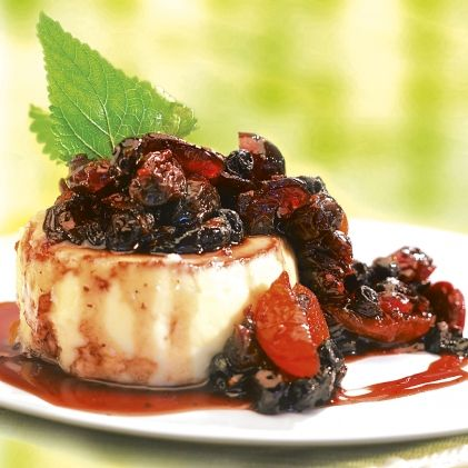 Ice Wine Fruit Compote by ActiFry!