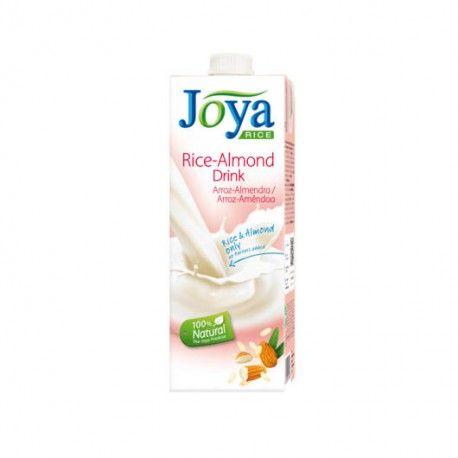 Talianskom inšpirovaný a zdokonalený Joya nápoj s ľahkým marcipánovým podtónom, čistá radosť. Talianska ryža sa stretáva s mandľami. Výsledkom je vynikajúci osviežujúci nápoj. Zloženie: ryžový základ 94% (voda, ryža 12,2%), mandle 3%,repný cukor, slnečnicový olej, soľ.