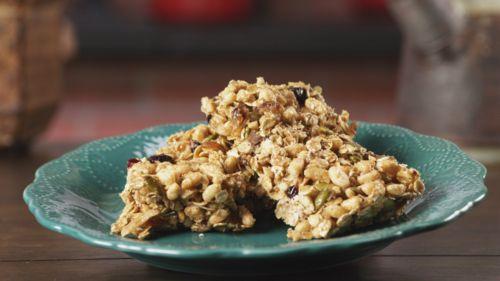 Eating You Alive™ — Sweet Crispy Rice Bars