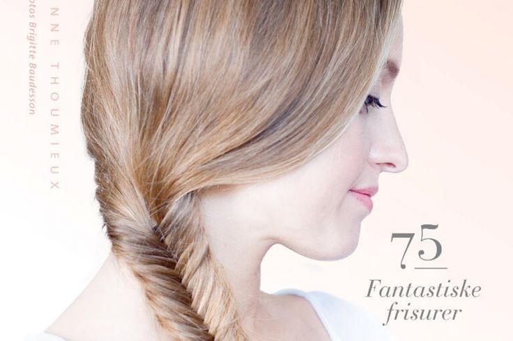 """SKØNHED: Med bogen """"Den nemmeste vej til smukt hår"""", er man godt på vej til at gøre et nyt godt indtryk, hver gang man er ude."""