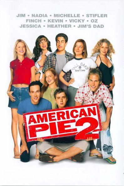American Pie 2 (2001) Regarder American Pie 2 (2001) en ligne VF et VOSTFR. Synopsis: Un an après leur sortie du collège, le naïf Jim et ses copains Oz, Kevin et Finch ...