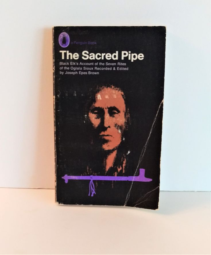 a brief summary of the book the sacred pipe Joseph epes brown, perhaps best known for the sacred pipe spent a lifetime helping to situate the religious heritage of the american indians within the context of the world's religious traditions.