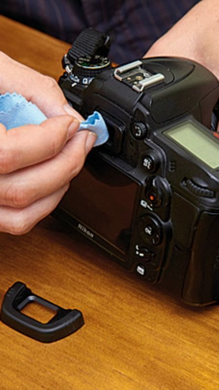 how to clean your canon dslr sensor