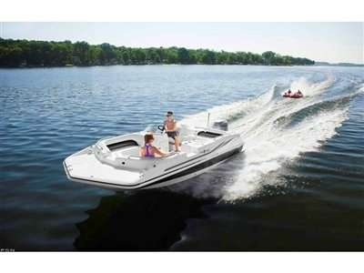 SS 201 Hurricane boat has the flexibility and stamina to take on the best of times!