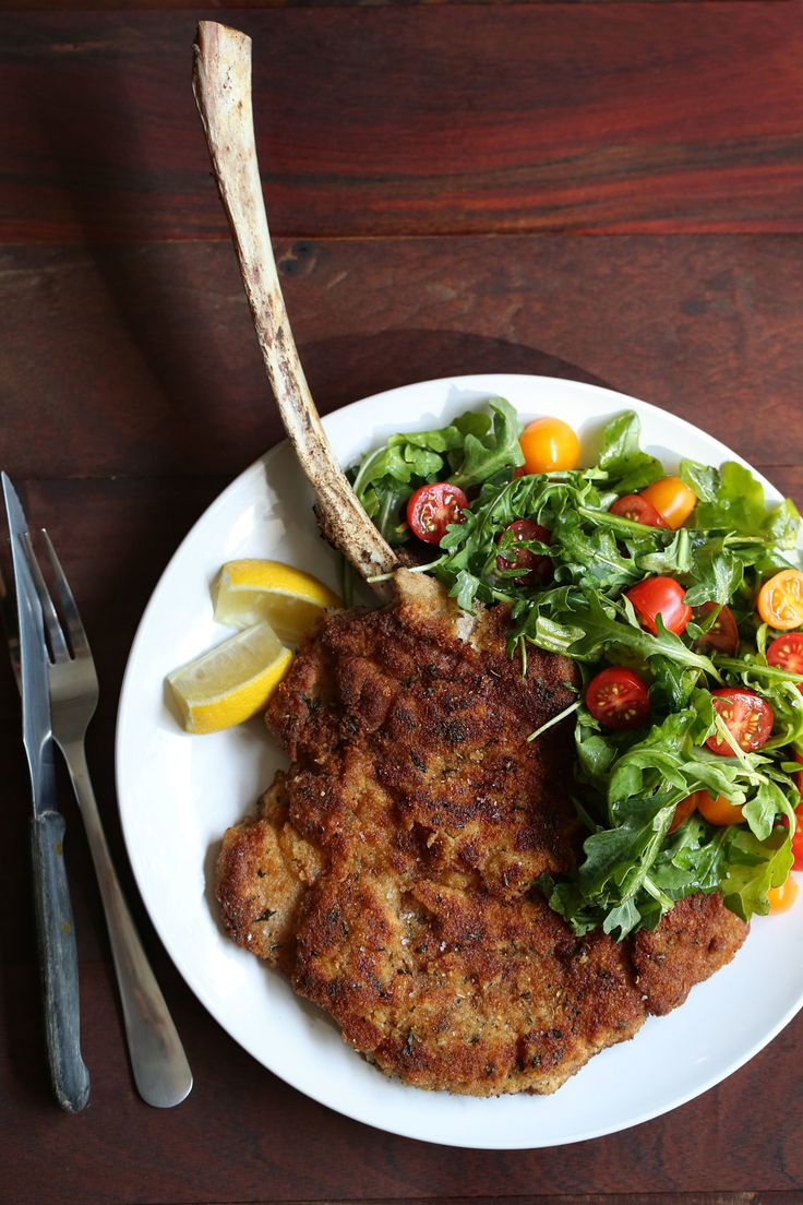 VEAL MILANESE | #Nomz