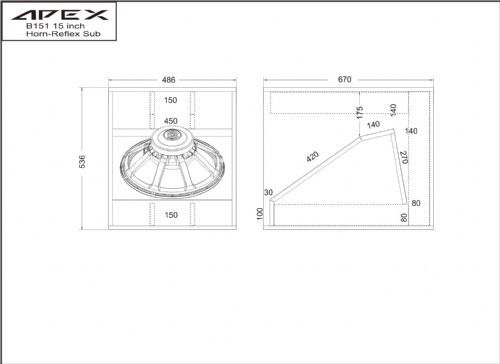 17 best images about p a music speakers box apex2181 speakerplans com forums page 2