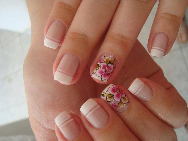 Cool Ring Finger Nail Designs as your inspiration. Are you interested to  use our published picture? Very simple process you need to do. - 885 Best UñAs Images On Pinterest Make Up, Art Nails And Enamel