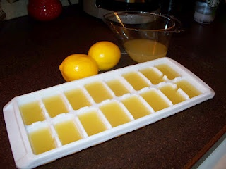 Uses for lemon juice