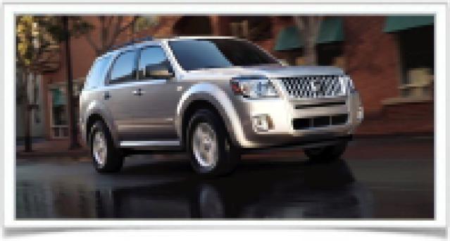 12 Fuel-Efficient SUVs and Crossovers: 2010 Mercury Mariner Hybrid