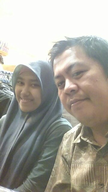 Me and her