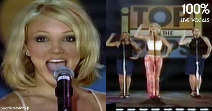 "2000 - Lucky - The Pop Of The Pops UK - Britney Spears (Live Vocals)  Vidéo de la performance de Britney Spears pour l'émission ""Pop of the Pops"" (Royaume-Uni) du 19 août 2000. En pleine promotion pour son deuxième album studio Oops!... I Did It Again la star a interprété sa chanson Lucky en ""live vocals"".  Lire la suite...  http://ift.tt/2gK1qeV"