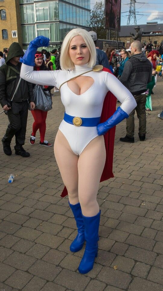 porn power girl cosplay