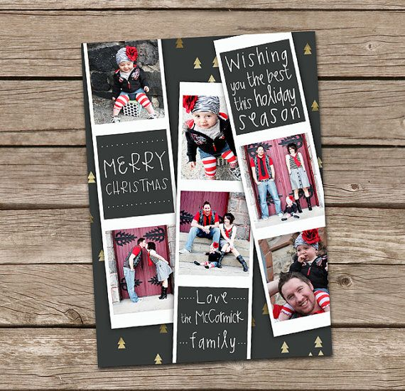 Ber ideen zu christmas photo cards auf pinterest for Weihnachtskarten mit foto