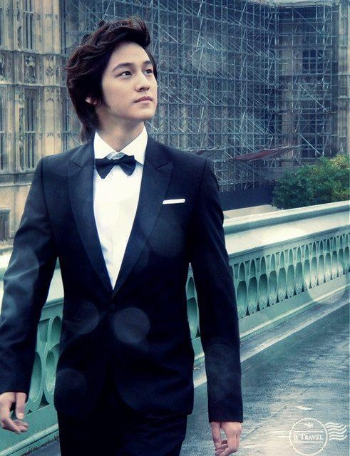 Kim Bum I think its the guy off of Boys Before Flowers