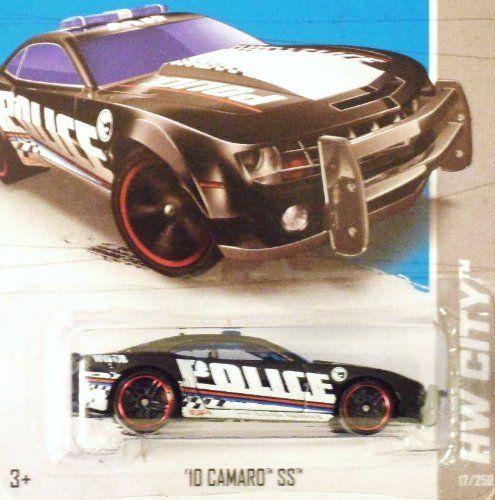 2013 Hot Wheels (17/250) Regular Treasure Hunt - '10 Camaro SS by Mattel. $3.75. Treasure Hunt '10 Camaro SS Police Car