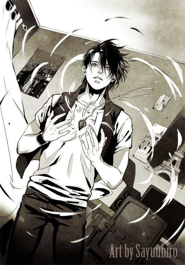 ☆Awakening☆ Le 1er chapitre d'Awakening est disponible sur le site !   http://gmo-project.com/…/awaken…/chapitre-1-a-10/chapitre-1/  Art by Sayuuhiro