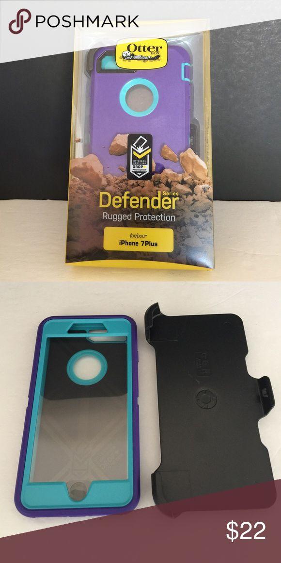 iPhone 7 Plus Otter box defender Accessories Phone Cases
