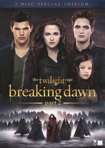 Drama från 2012 av Bill Condon med Kristen Stewart och Robert Pattinson.