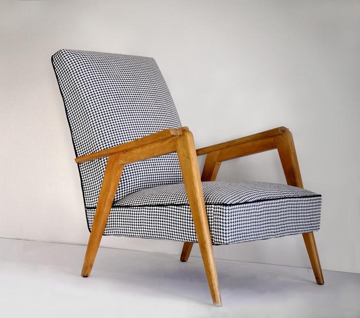 Fauteuil années 60 #heritage_studio - http://heritageshop.bigcartel.com